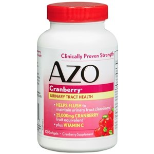 AZO-Cranberry-Softgels-100-ea