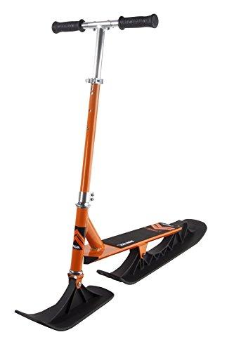 Frendo-Snow-Kick-Trottinette--neige-Orange