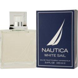 NAUTICA WHITE SAIL by Nautica EDT SPRAY 3.4 OZ