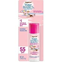 Coppertone Spf55 Waterbabies Stick 0.6 Ounce (17ml) (2 Pack) from Coppertone