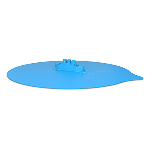 Fred & Friends STEAM SHIP Silicone Steaming Lid