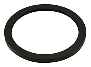 Fotga Black 52mm to 48mm 52mm-48mm Step Down Filter Ring
