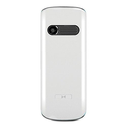 POSH Lynx A100a - 18 - Single-core - 32MB - VGA Camera - Dual Sim Feature Phone Black White