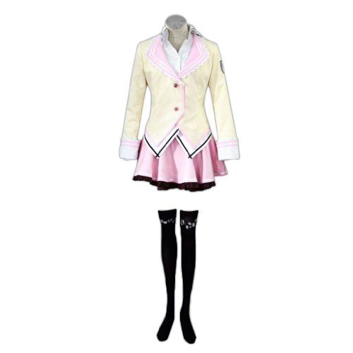 Supreme Candy Cosplay Costume - Female School Uniform X-Small