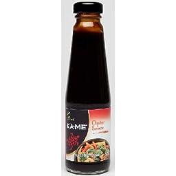 KA-ME Oyster Sauce -- 7.1 fl oz