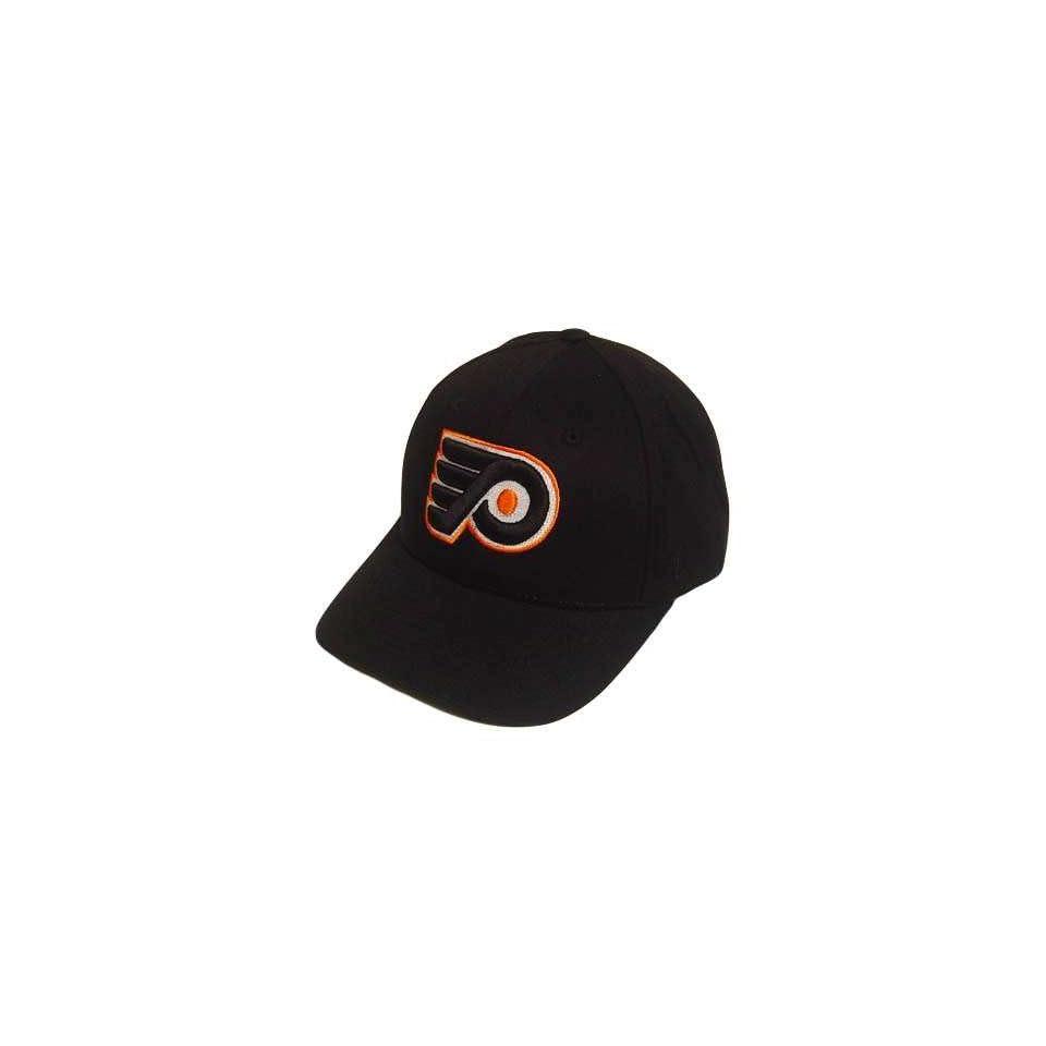 d94096c96d9 NHL PHILADELPHIA FLYERS HOCKEY BLACK CAP BASEBALL HAT on PopScreen