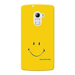 Mobile Back Cover For Lenovo Vibe K4 Note (Printed Designer Case)