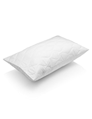 Hollowfibre Quilted Pillow Protector