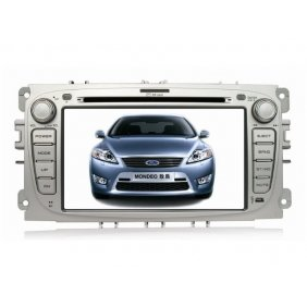 Pioeneer Intelligent In Dash Navigation For (2010-2012) Ford Kuga 6-8 Inch Touchscreen Double-DIN Car DVD Player...