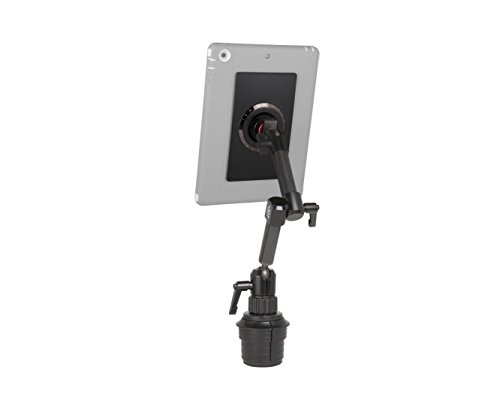 The Joy Factory Car/Truck Cup Holder Mount with Universal Tablet Module (MNU508)