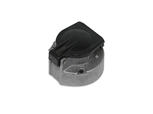 Steckdose-7-polig-fr-Anhnger-Metall-Hlle-mit-Abschaltfunktion