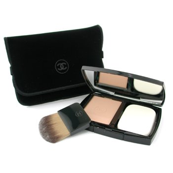 Chanel VITALUMIERE ECLAT Comfort Radiance Compact makeup SPF10 B40 13 gr