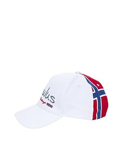 Nebulus Cappellino con Visiera Base [Bianco]