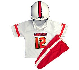 Franklin Louisville Cardinals Youth Football Uniform Set by Louisville