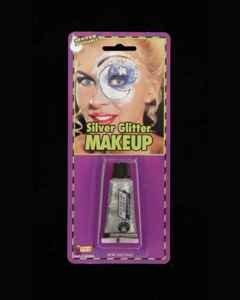 Makeup - Glitter Gel - Silver