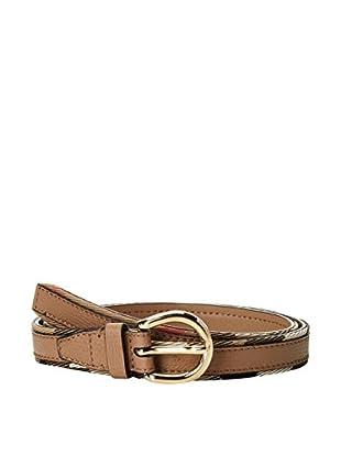 Burberry Cinturón Belts (Marrón)