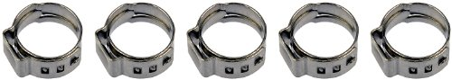 Dorman 800-312 Fuel Line Clamps -1/2 In., Pack Of 5 front-24910