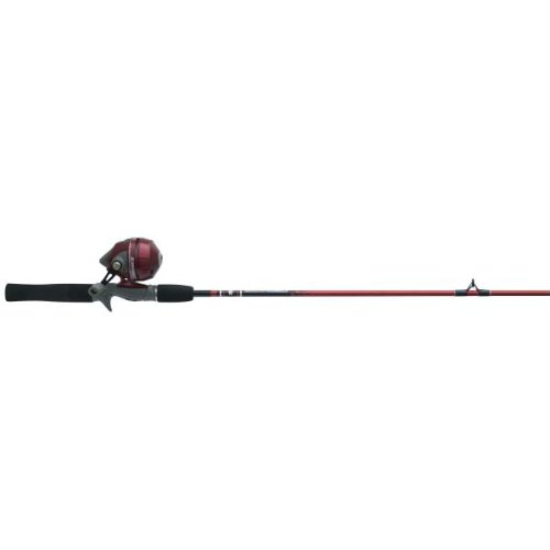 Zebco 202K/562M Sling Shot Spincast Fishing Rod and Reel Combo (Colors May Vary) (Zebco 202 Spincast Combo compare prices)