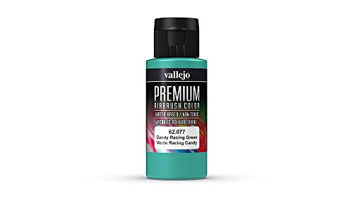 Vallejo Color Candy Racing Green Premium RC Colors - 1