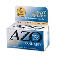 Buy Azo Standard Urinary Pain Relief Tablets 30 Ea (Azo, Health & Personal Care, Products, Health Care, Pain Relievers, Alternative Pain Relief)