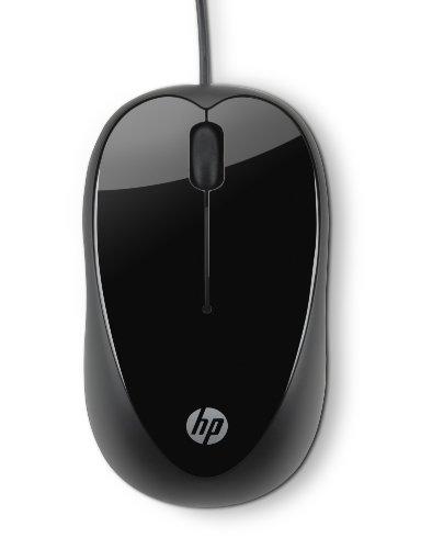 HP X1000 Mouse con Sensore Ottico