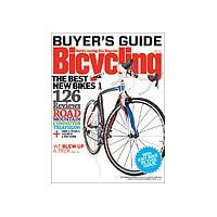 1-Year (12 issues) of Bicycling Magazine Subscription