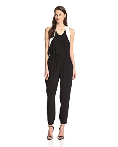 Aijek Women's Colorblock Jumpsuit