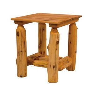 Cheap Fireside Lodge Outdoor End Table (Assembled) 22051 (B002U0NI5W)