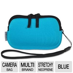 Lowepro Varia 10 Camera Case - Teal