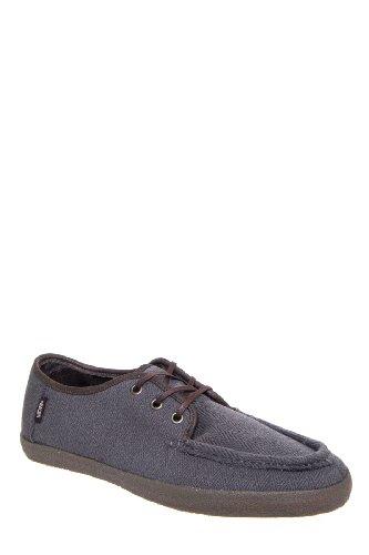 Vans Men's Surf Siders Washboard Premium Moc Toe Sneaker