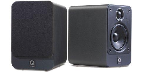 Q acoustics 2010i bookshelf speakers (Pair) Graphite