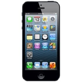 Apple iPhone 5 (Black, 32GB) Apple iPhone 5 (Black, 32GB) available at Amazon for Rs.41850