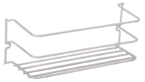 Grayline 40501, Large Cabinet Rack, White (Grayline Rack compare prices)