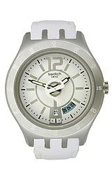 Swatch Irony In a Joyful Mode White Dial Men's watch #YTS401