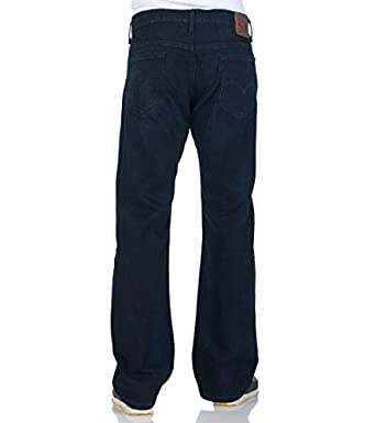 Levi's Men's 569 Loose Straight Leg Jean, Oscillation, 34x32