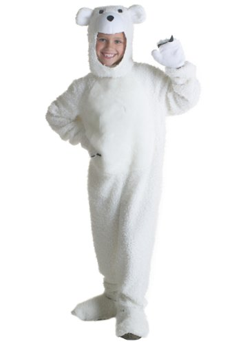 Big Boys' Polar Bear Costume