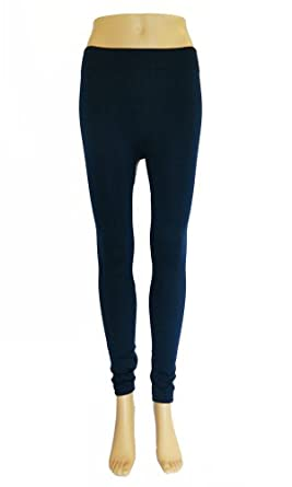 45c08014208d35 Anemone Women's Cozy Winter Fleece Lined Seamless Leggings