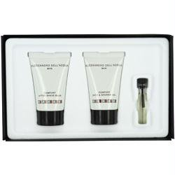 Alessandro Dell Acqua for Men 3 Piece Gift Set by Alessandro Dell'Acqua