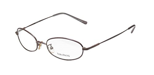 vera-wang-v17-womens-ladies-rx-ready-clearance-designer-full-rim-eyeglasses-glasses-50-17-135-mauve