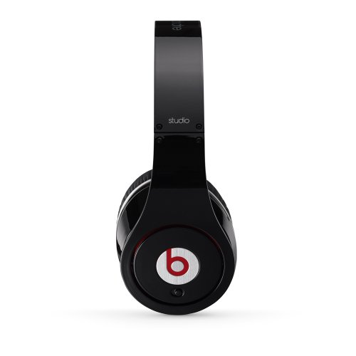 Beats Studio Over-Ear Headphone (Black) [Old Version]