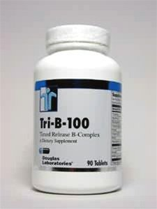 Douglas Labs - Tri-B-100 90 Tablets