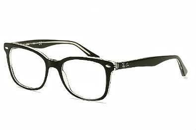 Amazon.com: Ray Ban RX5285 2034 53 Eyeglasses with