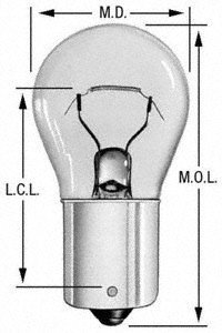 Wagner 1073 Miniature Bulb - Pack Of 10
