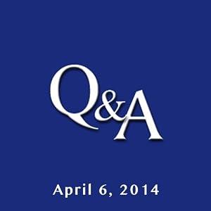 C-SPAN Q & A: Matt Taibbi | [Brian Lamb]