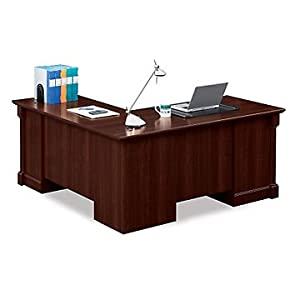 l shaped desk with right return office products