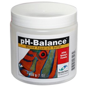 Two Little Fishies pH-Balance Marine Aquarium Buffer - 450gram