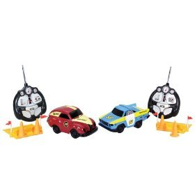 Kid Galaxy Rc Demolition Derby