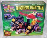 Power Rangers Thunderzord Assault Team