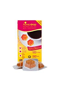 Honibe Honey Drop, 12 count individual Portions (Pack of 5)