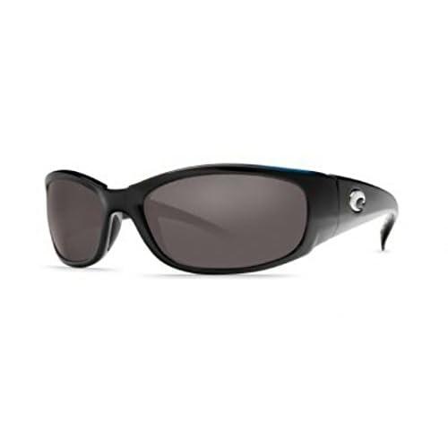 777e064657 Costa Del Mar Hammerhead Sunglasses - Black Frame - Gray COSTA 580P Lens